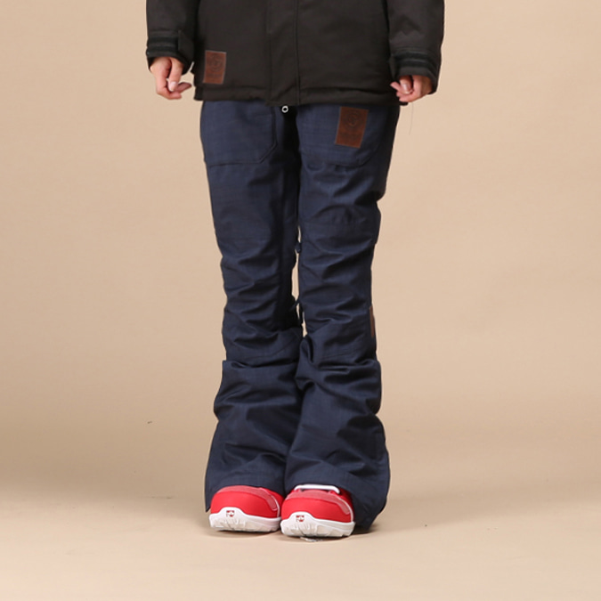Flame Slimbaggy PT Navy