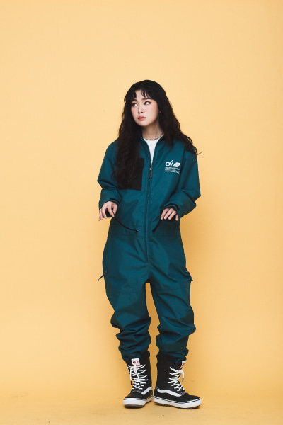 OUTRO JUMPSUIT BAYBERRY